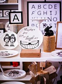 Visual Merchandising Styling- Ceramics