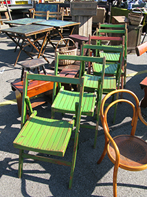 Visual Merchandising Prop Finder - Props-Wooden-chairs