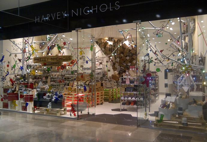 Food Visual Merchandiser - Harvey-Nichols-food-window